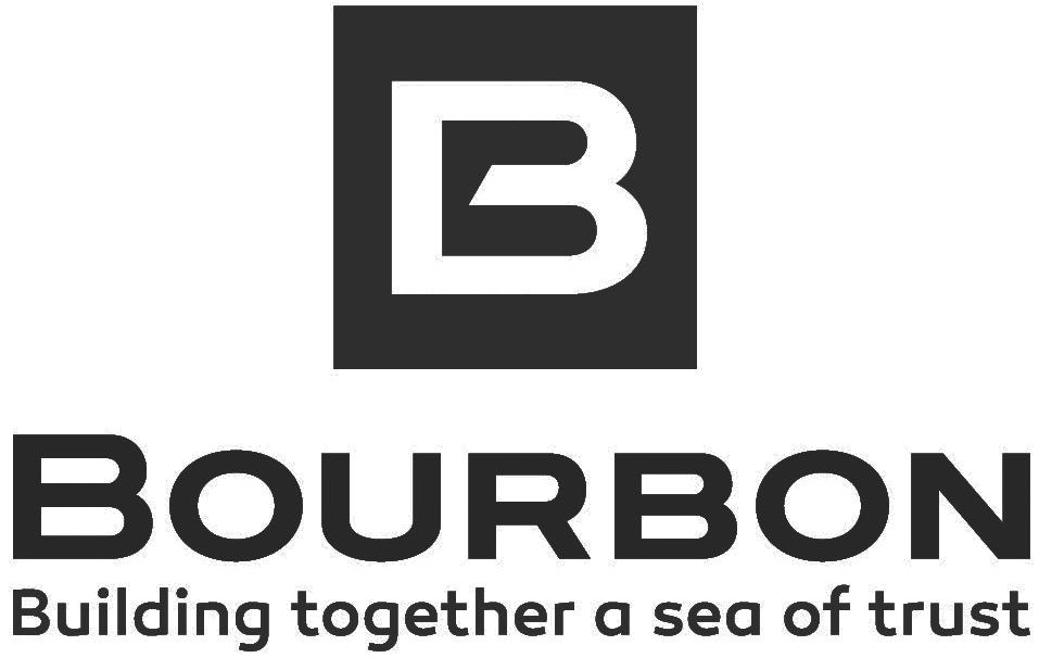 Logo de Bourbon