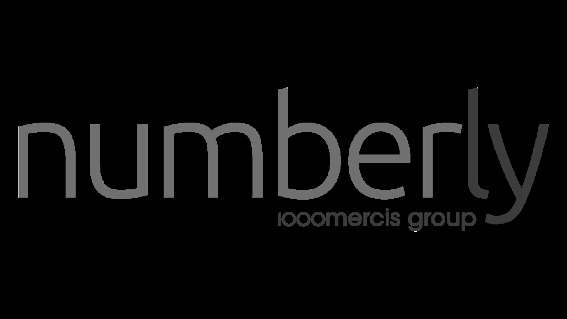 Logo de Numberly