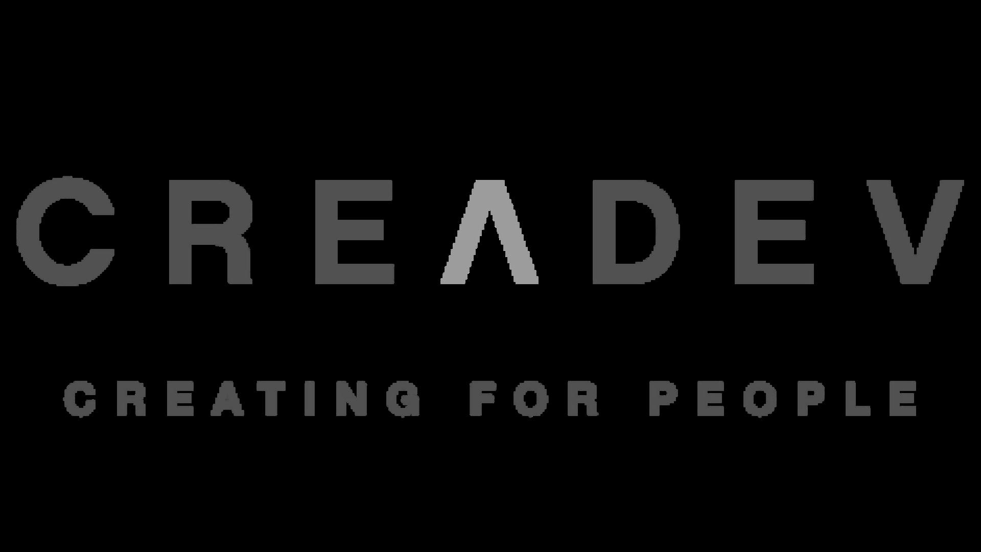 Logo de Creadev