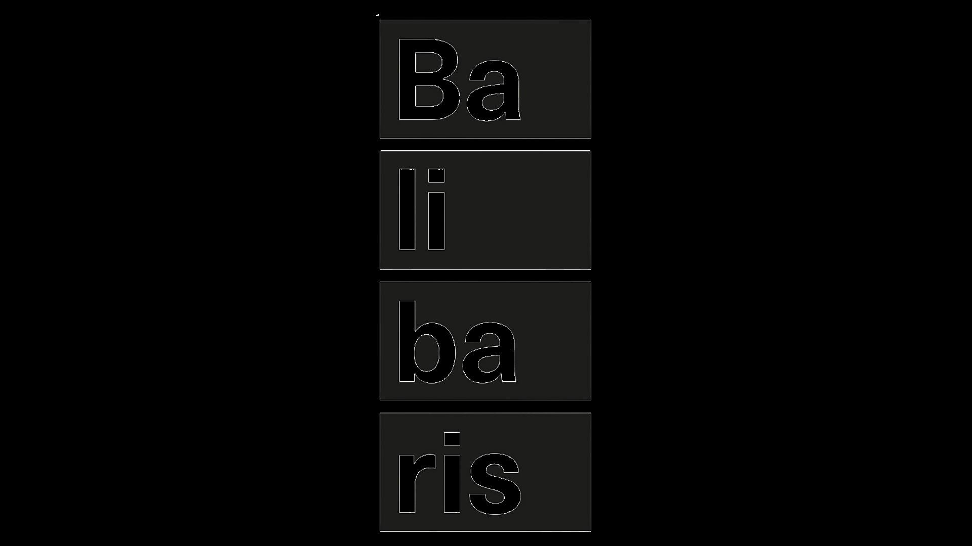 Logo de Balibaris